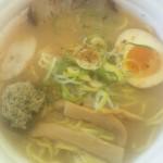 東京ラーメンショー2012:富山麺遊会