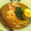 立川中華そば 魚魚-toto-『焦がし煮干しらーめん』