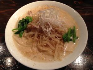 豚ちゃん麺
