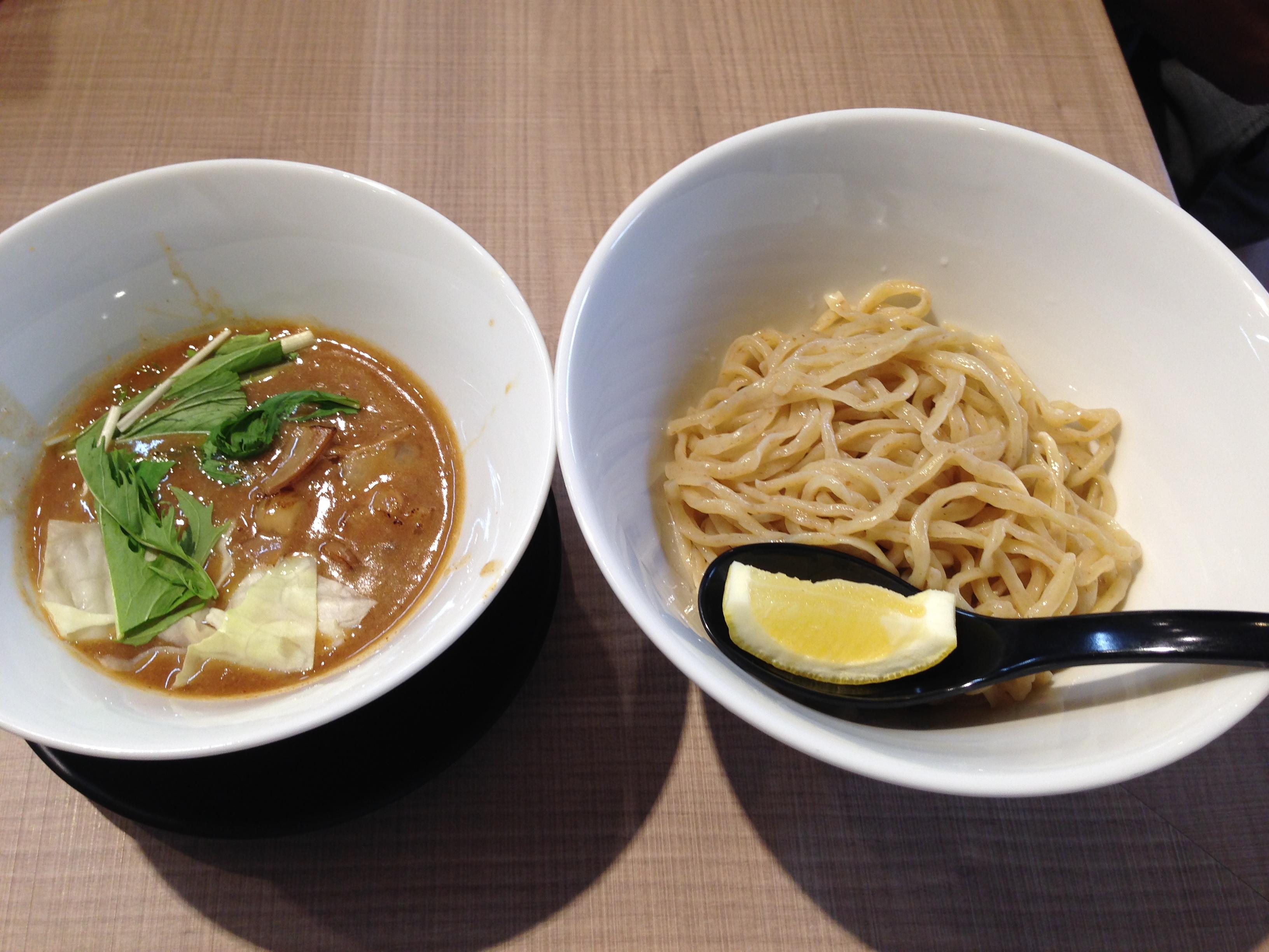 GaGaNaつけ麺