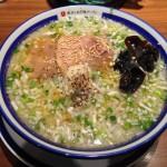 仙台牛タンねぎ塩ラーメン 㐂蔵