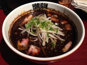 パラライザー味噌麻辣麺
