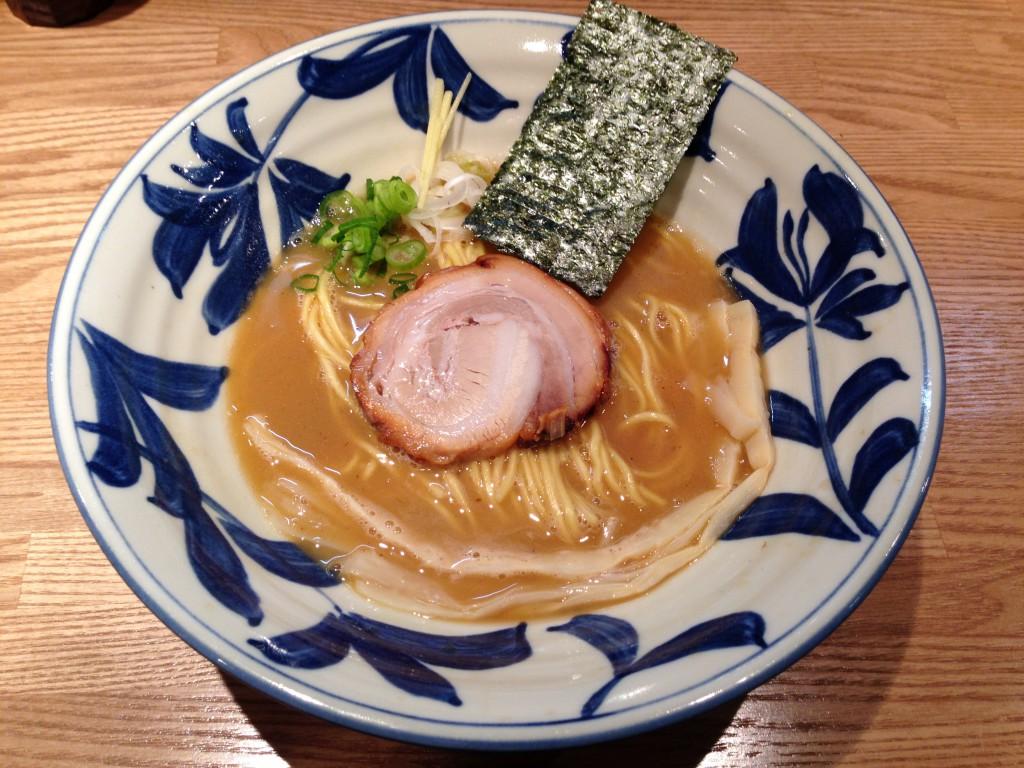 麺屋 ぬかじ@渋谷『らーめん』