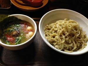 ヤスオのつけ麺(太麺)