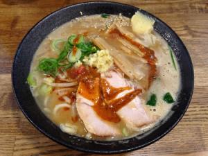 赤辛らー麺150309