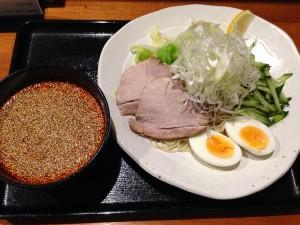 広島流つけ麺