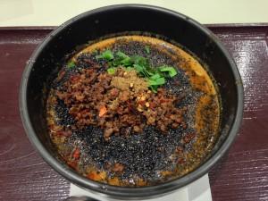 四川担々麺黒