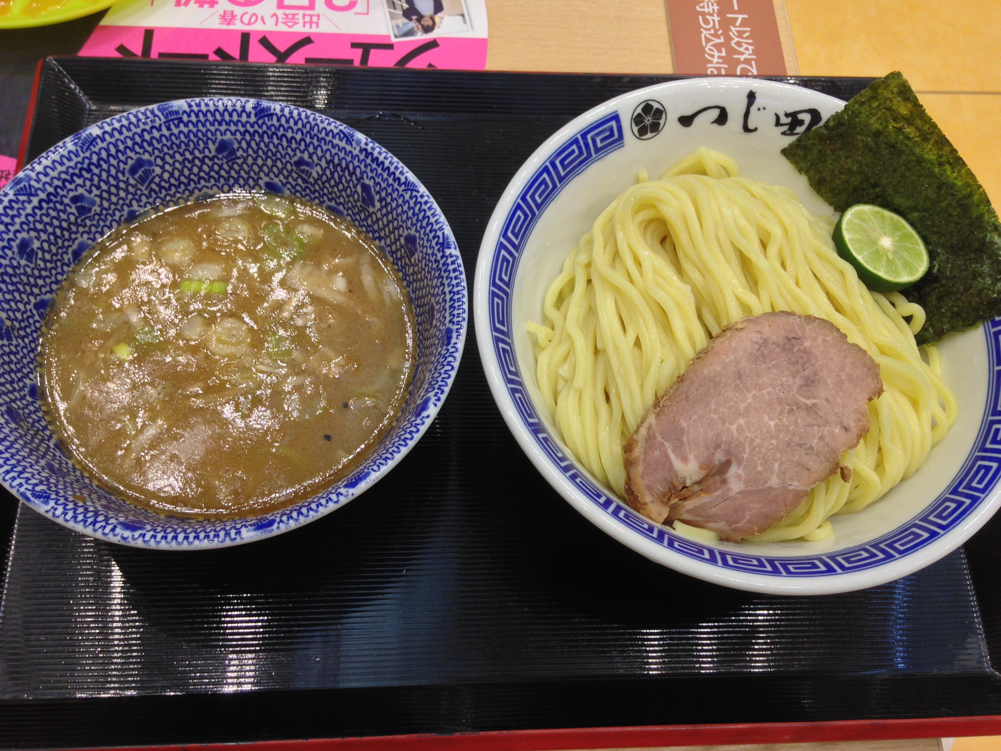 濃厚つけ麺@つじ田